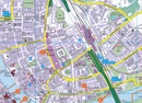 Stadsplattegrond 3 in 1 city map Basel | Hallwag