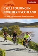 Fietsgids Cycle Touring in Northern Scotland | Cicerone