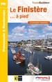 Wandelgids D029 Finistere a pied | FFRP