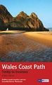 Wandelgids Wales Coast Path: Tenby-Swansea | Aurum Press