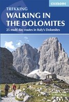 Walking in the Dolomites - Dolomieten