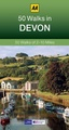 Wandelgids 50 Walks in   Devon | AA