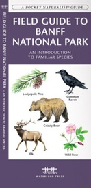 Vogelgids - Natuurgids Field guide to Banff National Park Wildlife  | Waterford Press