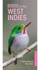 Vogelgids - Natuurgids Pocket Photo Guide Birds of the West Indies | Bloomsbury