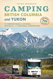 Campinggids - Campergids Camping British Columbia and Yukon | Heritage House