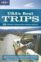 Reisgids Lonely Planet USA - USA's best trips | Lonely Planet