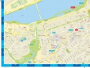 Stadsplattegrond City map Boston | Lonely Planet