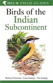 Vogelgids Birds of the Indian Subcontinent | Bloomsbury