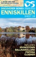 Wandelkaart 18 Discoverer Enniskillen  | Ordnance Survey Northern Ireland