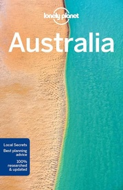 Reisgids Australie lonely planet