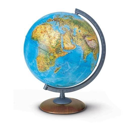 wereldbol globe 90 atlantis nova rico 8000623002575 reisboekwinkel de zwerver. Black Bedroom Furniture Sets. Home Design Ideas