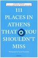 Reisgids 111 Places in Athens That You Shouldn't Miss | Emons