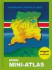 Mini-atlas Suriname Wereldland  | Hebri