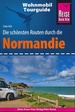 Campergids Wohnmobil-Tourguide Normandie | Reise Know-How Verlag