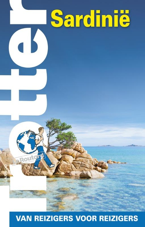 Reisgids Trotter Sardinie | Lannoo | €19,95