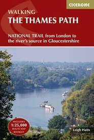 Wandelgids Walking The Thames Path: From the Sea to the Source | Cicerone