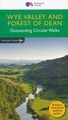 Wandelgids 29 Pathfinder Guides Wye Valley and Forest of Dean | Ordnance Survey