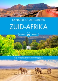 Reisgids Lannoo's Autoboek Zuid-Afrika on the road | Lannoo