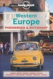 Woordenboek Phrasebook & Dictionary Western Europe – West Europa | Lonely Planet
