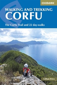 Wandelgids Korfoe - The Corfu Trail and 20 Day-Walks | Cicerone