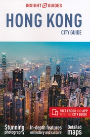 Reisgids City Guide Hong Kong | Insight Guides