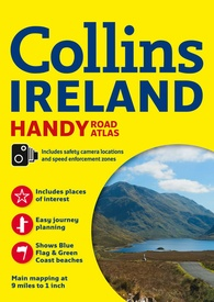 Wegenatlas -   Ireland Handy Road Atlas | Collins