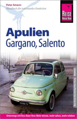Reisgids Apulien – Gargano, Salento – Puglia | Reise Know-How Verlag | €25,50