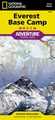 Wandelkaart 3001 trekking map  Everest Base Camp | National Geographic