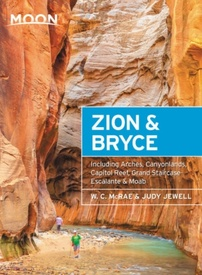 Reisgids Zion & Bryce | Moon Travel Guides