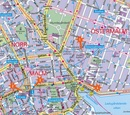 Stadsplattegrond 3 in 1 city map Stockholm | Hallwag
