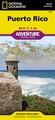 Wegenkaart - landkaart 3107 Adventure Map Puerto Rico | National Geographic
