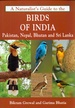 Vogelgids A Naturalist's Guide to the Birds of India | John Beaufoy