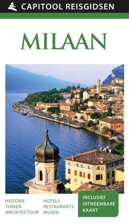 Reisgids Capitool Milaan en de meren | Unieboek | €24,65
