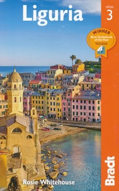 Reisgids Liguria - Ligurië | Bradt Travel Guides