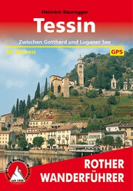 Wandelgids 95 Tessin | Rother