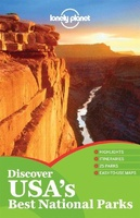Reisgids Lonely Planet Discover Usa's Best National Parks | Lonely Planet