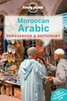 Woordenboek Phrasebook & Dictionary Moroccan Arabic – Marokkaans | Lonely Planet