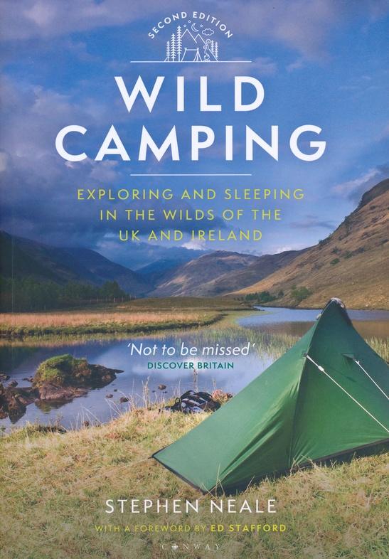Campinggids Wild Camping UK and Ireland   Conway ...