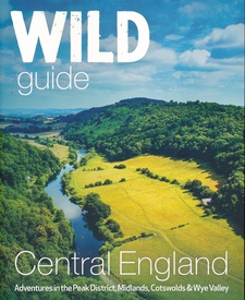 Reisgids Central England - Centraal Engeland | Wild Things Publishing