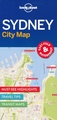 Stadsplattegrond City map Sydney | Lonely Planet