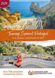 Campergids Touring Spain & Portugal | Caravan and Motorhome Club