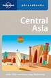 Woordenboek Phrasebook & Dictionary Central Asia - Centraal Azië | Lonely Planet