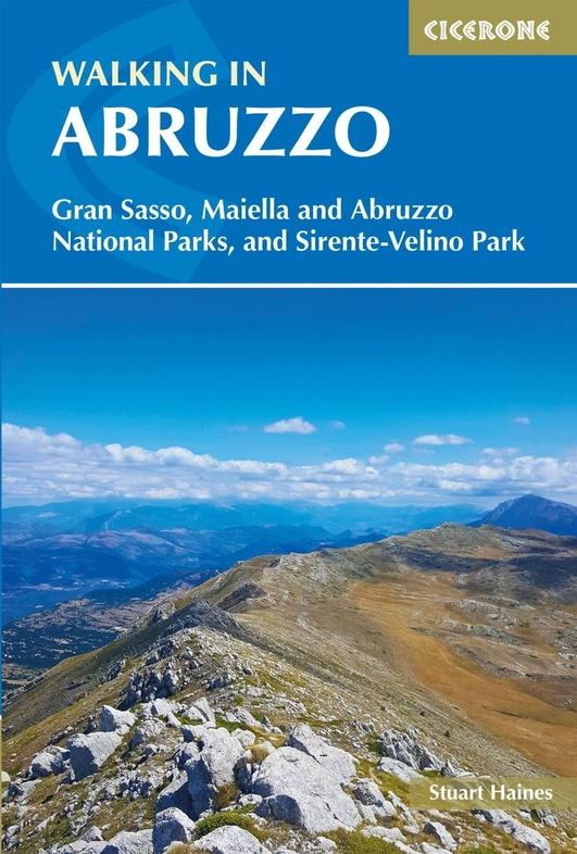 Wandelgids Walking in Abruzzo - Abruzzen   Cicerone (9781852849788)
