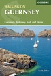 Wandelgids Walking on Guernsey, Alderney, Sark and Herm | Cicerone