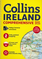 Ireland Comprehensive Road Atlas