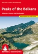 Wandelgids Peaks of the Balkans | Rother