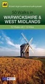 Wandelgids 50 Walks in   Warwickshire & West Midlands | AA