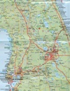 Wegenkaart - landkaart Fleximap Florida | Insight Guides