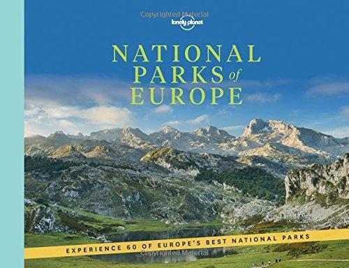 Fotoboek National Parks Of Europe Lonely Planet border=