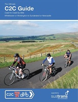 Fietsgids C2C Guide Sea to sea by bike | Excellent Books